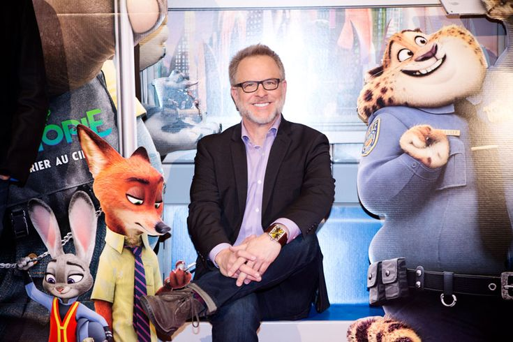 Zootopia co-director Rich Moore talks to filmmaking students at CalArts. Along the way we learn about his craft and hear some funny anecdotes.