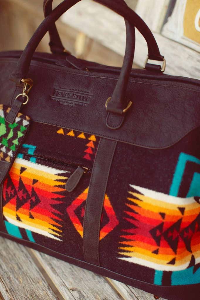 The Weekender by Pendleton in Chief Joseph – Horseshoe Boutique