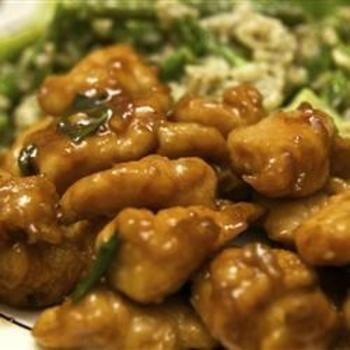 Ten Minute Szechuan ChickenEasy Recipe, Chicken Recipe, Szechuan Chicken, Soy Sauces, 10 Minute, The Minute, Green Onions, Chicken Breast, Minute Szechuan