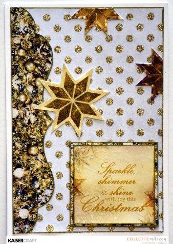 Glisten Collection. http://www.kaisercraft.com.au/blog/ten-christmas-quickies-with-collette/
