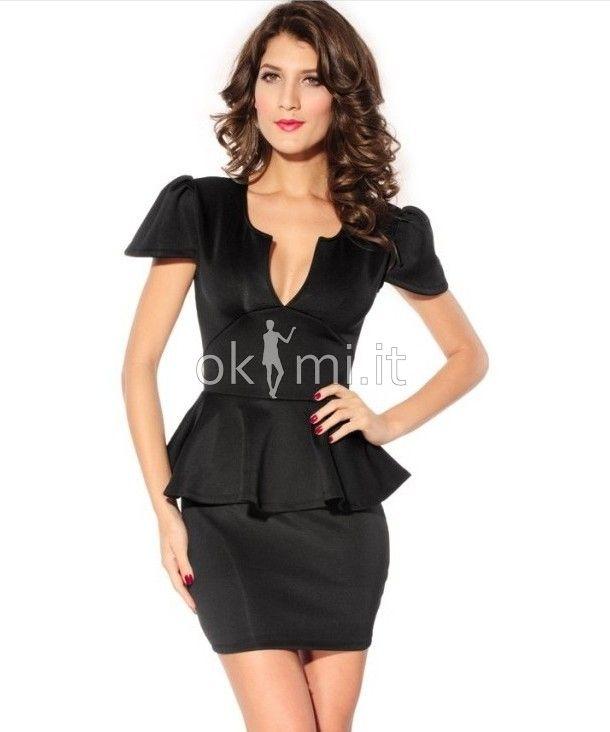 Vestito nero da discoteca 100
