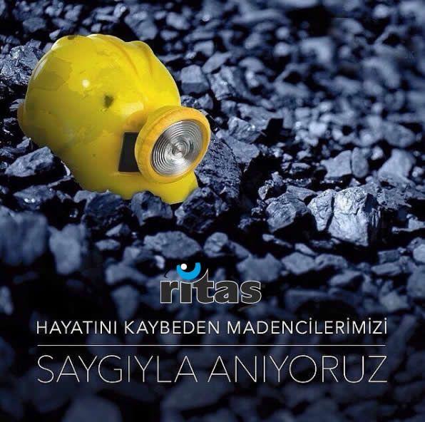 Soma'da ve diğer madenlerde hayatını kaybedenleri saygıyla anıyoruz...