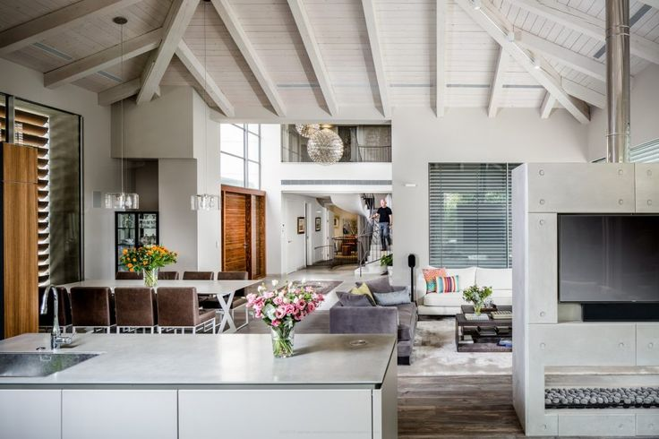 Private Residence by Joel Jospe Architects