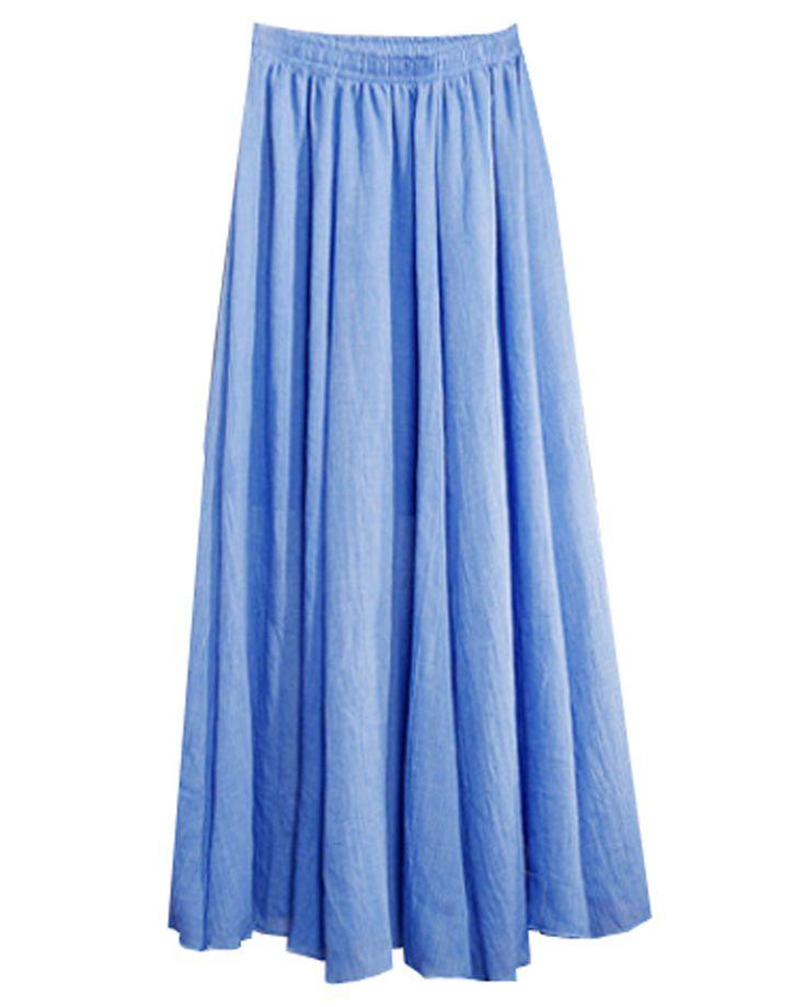 Fairtrade Cotton Maxi Skirt