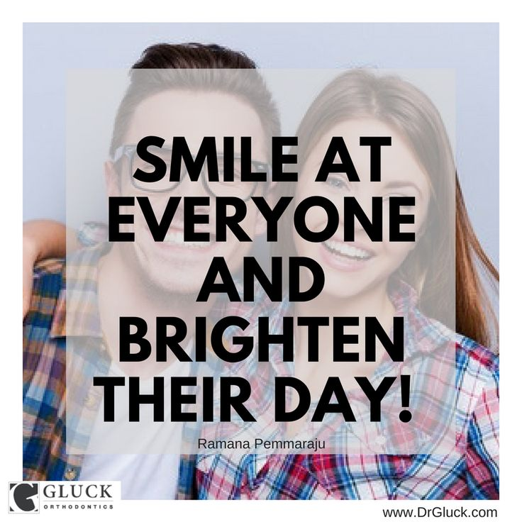 Quote Everyone Should Smile: 22 Best Orthodontics Quotes Images On Pinterest