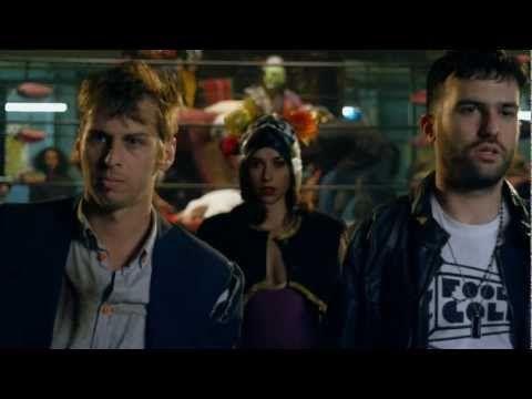 Mark Foster, Kimbra & A-Trak – Warrior   Video