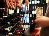The wine list is considered one of the best in the country.