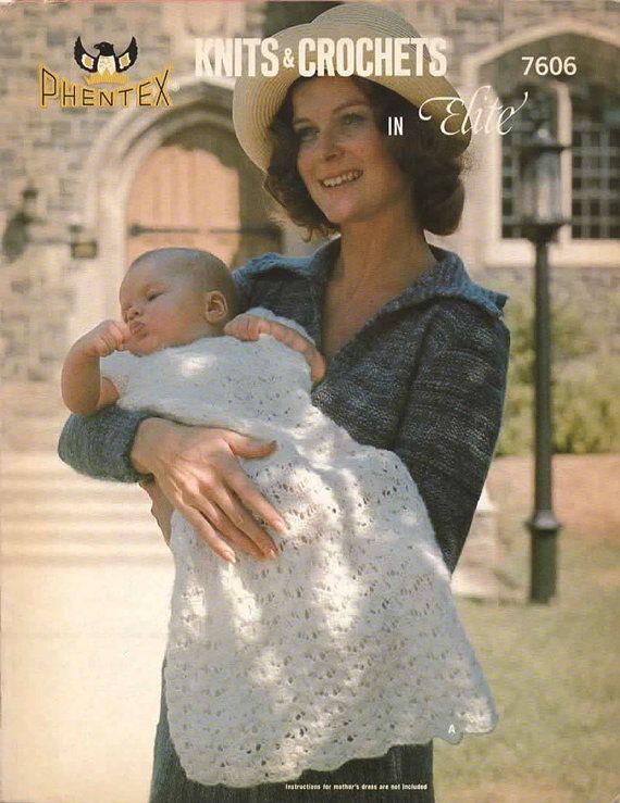 Knitting Pattern  Vintage Knitted Dress PDF Pattern  by MyMayaMade, $3.33