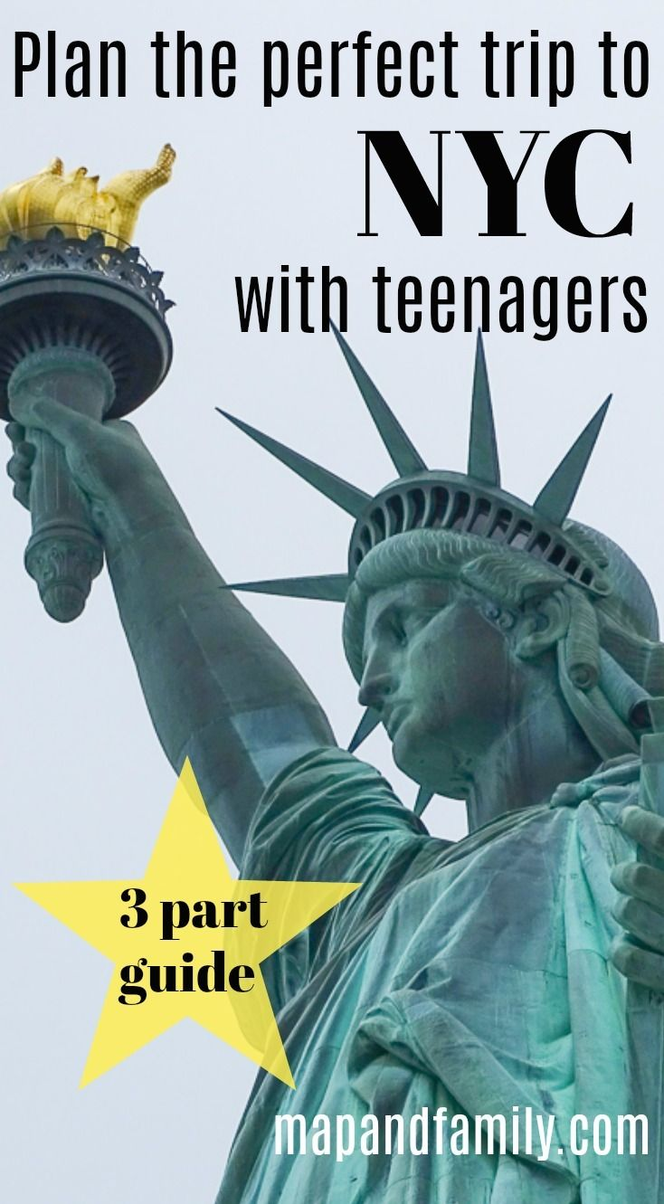 Best things to do in NYC with Teens