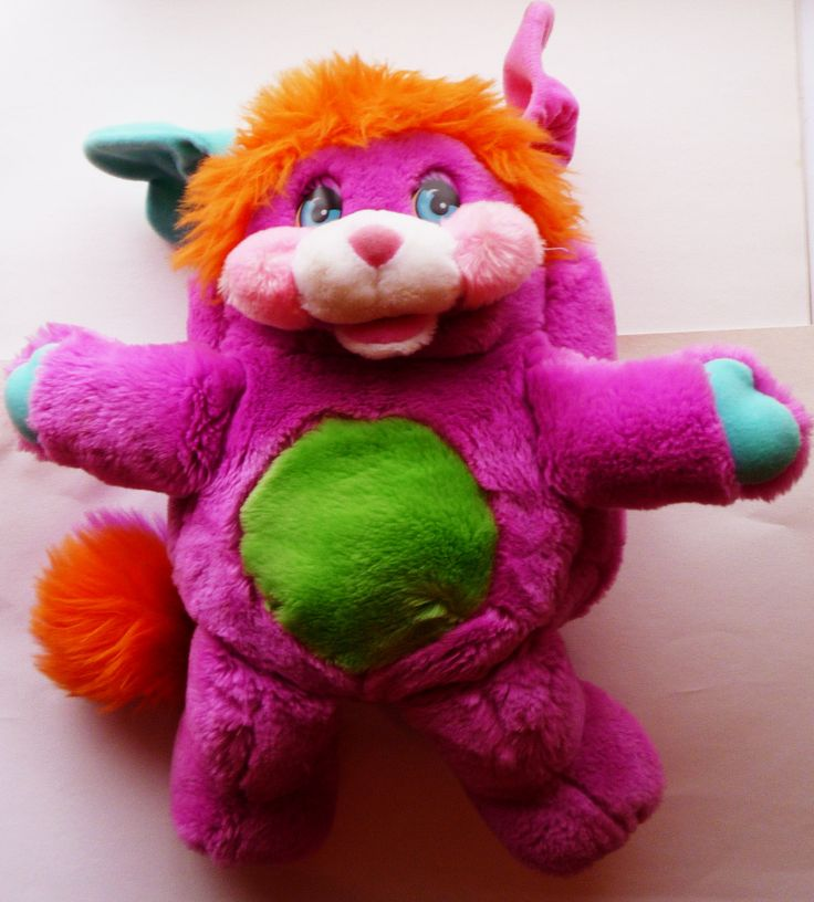 Popple, I had this one!