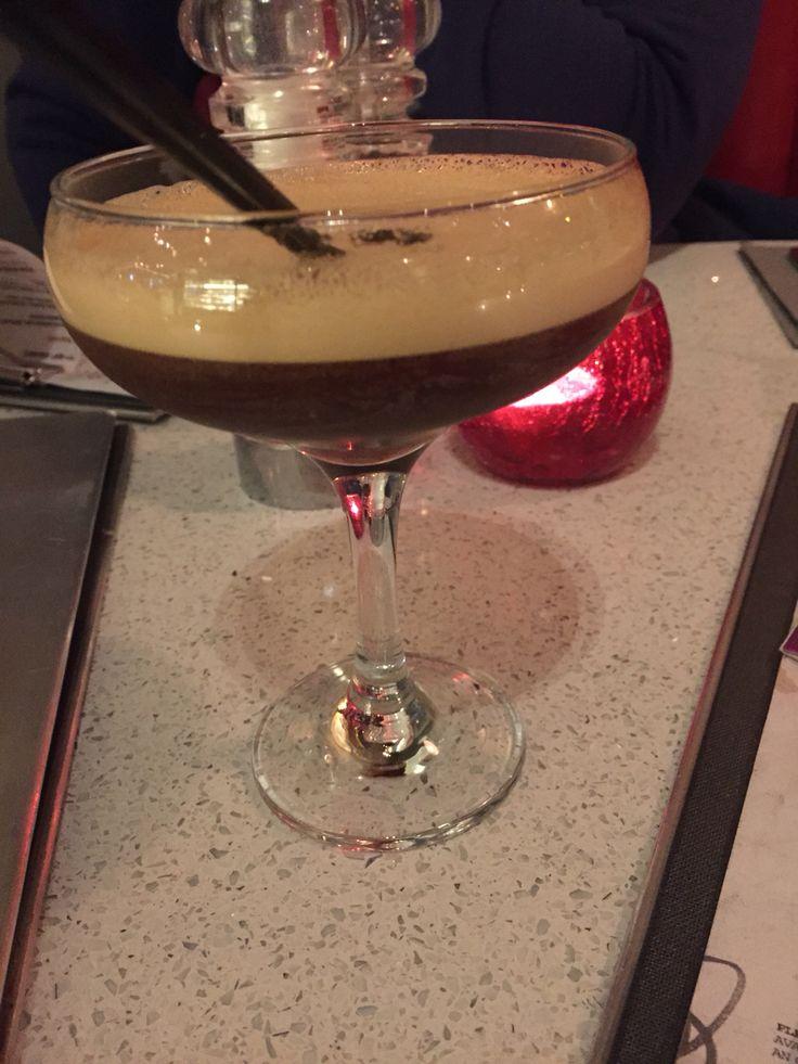 Espresso Martini @12Harlandplace
