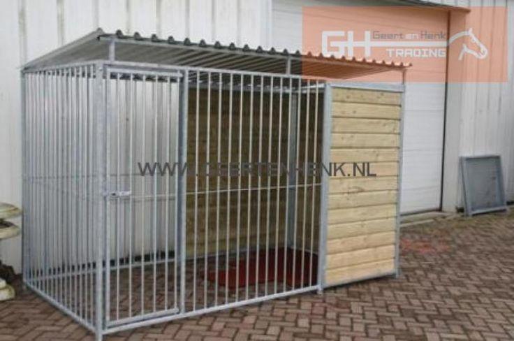 Hondenkennels en kennelpanelen - Geert & Henk Trading | Geert en Henk Trading