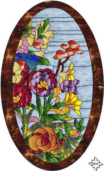 stained glass patterns free online | American Bevel – Stained glass, bevel glass clusters, stained