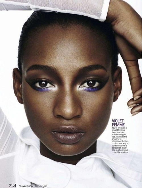 Eyes March Cosmopolitan Black