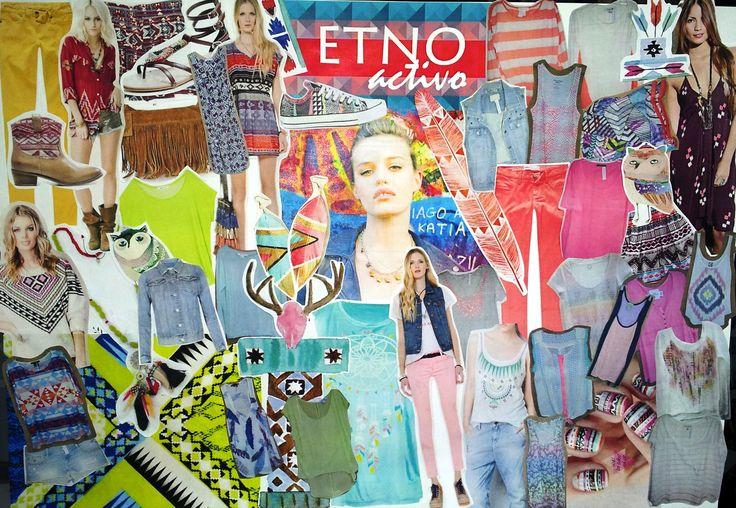 Inspiración Etno- Activo  www.pacifika.com.co