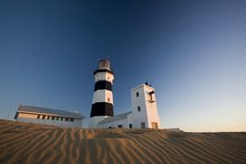 Cape Recife Lighthouse South Africa