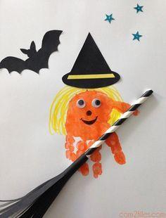 activité enfant halloween …