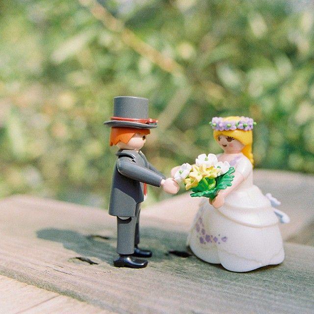 #playmobil #toy #toystagram #wedding #film #analog #플레이모빌 #토이스타그램 #플모스타그램 #필름 #필름카메라 #웨딩 #필카 내 사랑을 받아주오..