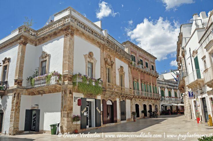 Martina Franca, province de Taranto