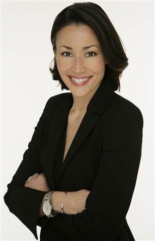 Ann Curry; she has reached the pinnacle and is always gracious and informative. When she made a mistake, she publicly accepted and corrected it. She is someone to emulate.