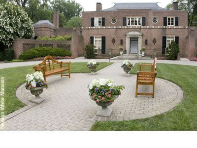 Newton White Mansion Maryland Wedding Site Historical Wedding Venues in DC Area 20721