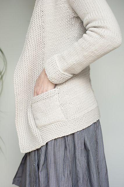Ravelry: Spindrift pattern by Cecily Glowik MacDonald.