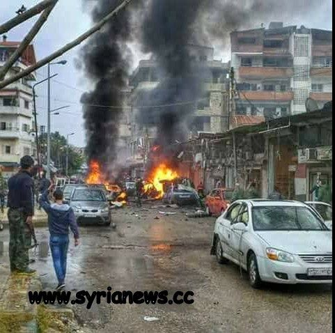 Syria:  Moderate Car Bomb Slaughters 11 in Jableh
