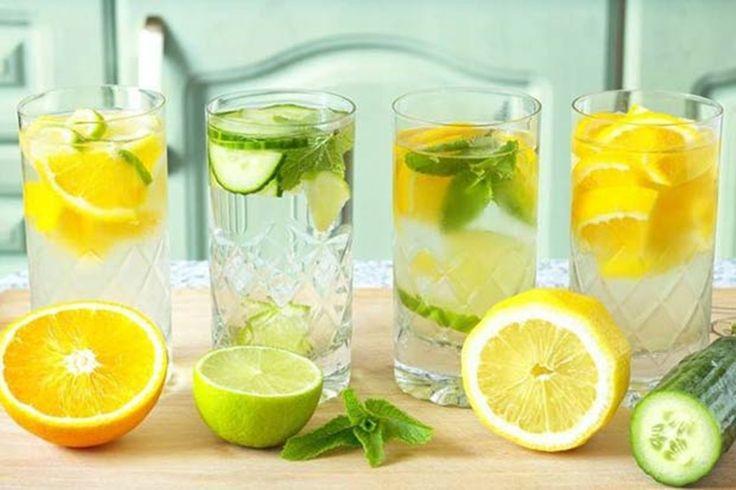 DIY- Detox Water: Hűsítő nyári italok - Mindenhol ezeket a detox vizeket látod? Ha kíváncsi vagy, hogy készítheted el őket nagyon egyszerűen, akkor mindenképp kattints!