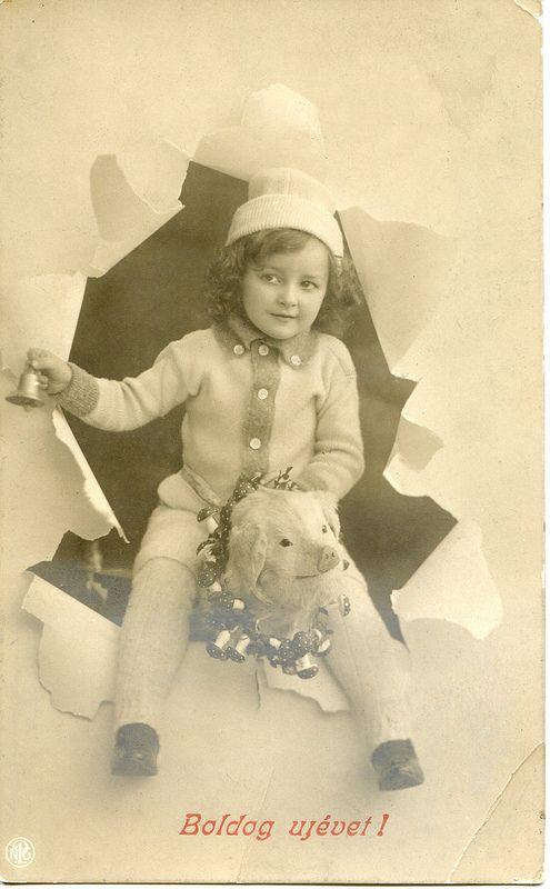 1904. Happy New Year! Boldog Új Évet! | by elinor04 thanks for 19,000,000+ views!