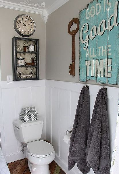 1000 ideas about cottage style bathrooms on pinterest for Bathroom ideas cottage style
