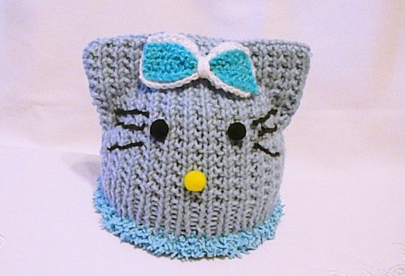 Hey, I found this really awesome Etsy listing at https://www.etsy.com/listing/217352420/ear-hat-kitty-hat-kitty-beanie-hello