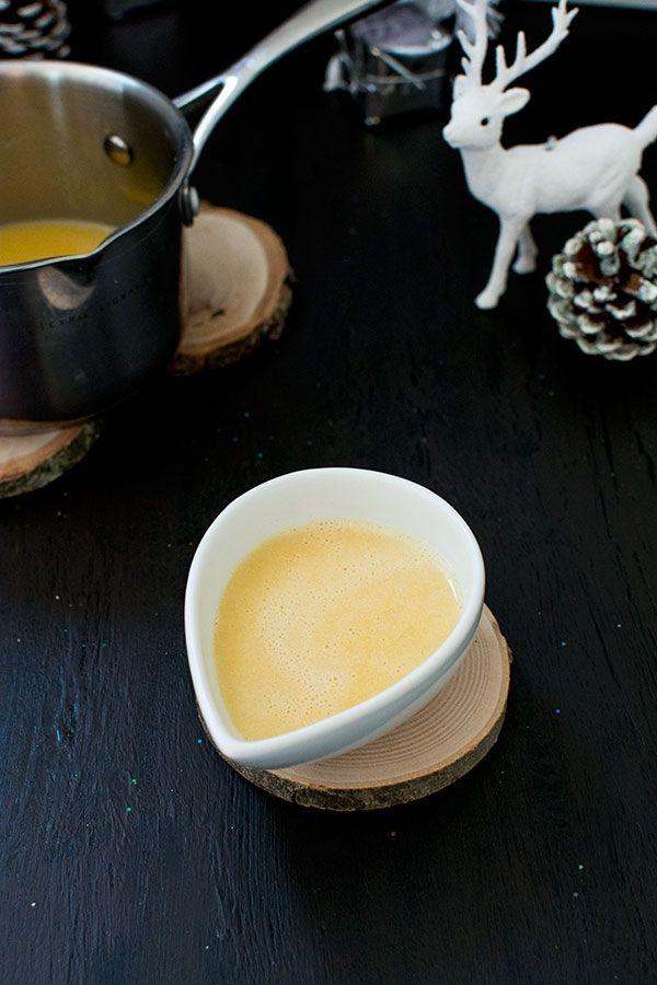 Recette de Noël : Sauce au beurre blanc pour poissons et crustacés
