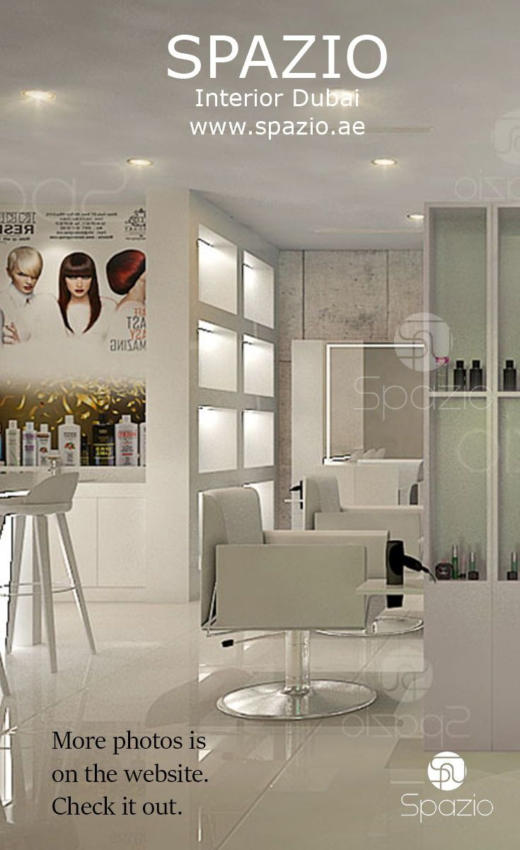 Beauty Salon Interior Design With Images Salon Interior Design