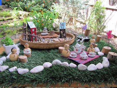 Fairy Garden Ideas For Small Spaces 1659 best fairy gardens images on pinterest | fairies garden