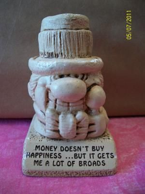 money doesn't buy happiness Money doesn't buy happiness roger worked 12 hours a day at a job he hated, just so he could have a lot of money then he realized that he was very unsatisfied with.