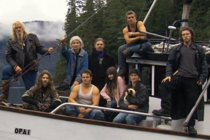 480 Best Alaskan Bush People Images On Pinterest