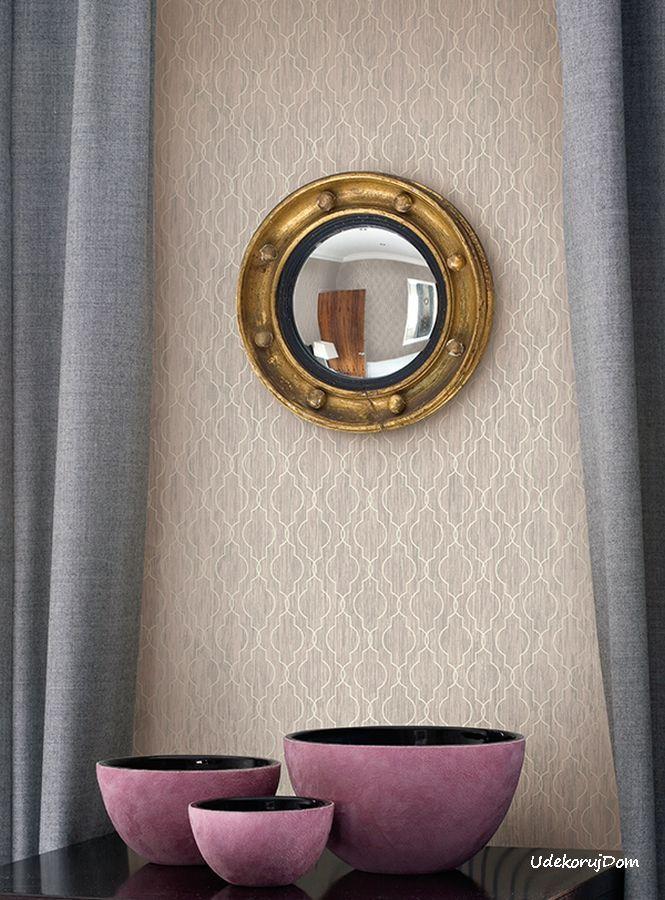 Lustre Wallquest tapety ścienne, znane wzory w ciekawych aranżacjach