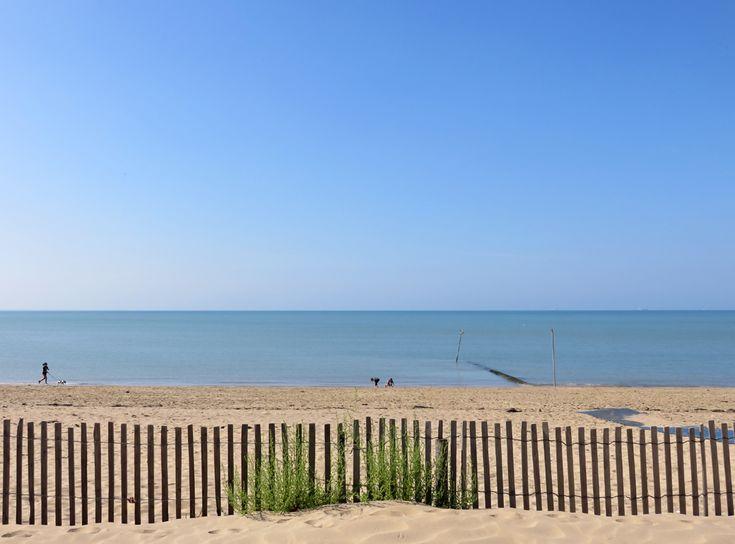 Chatelaillon Plage 2016 ©Etpourtantelletourne.fr #plage #chatelaillon #chatelaillonplage