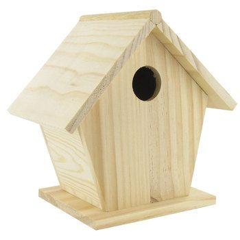 Large Traditional Birdhouse