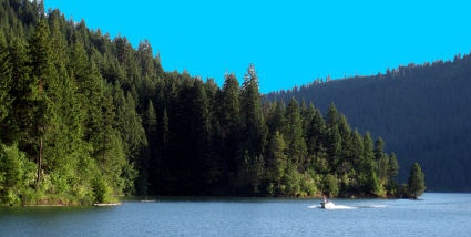 Dworshak reservoir orofino idaho idaho pinterest for Dworshak reservoir fishing