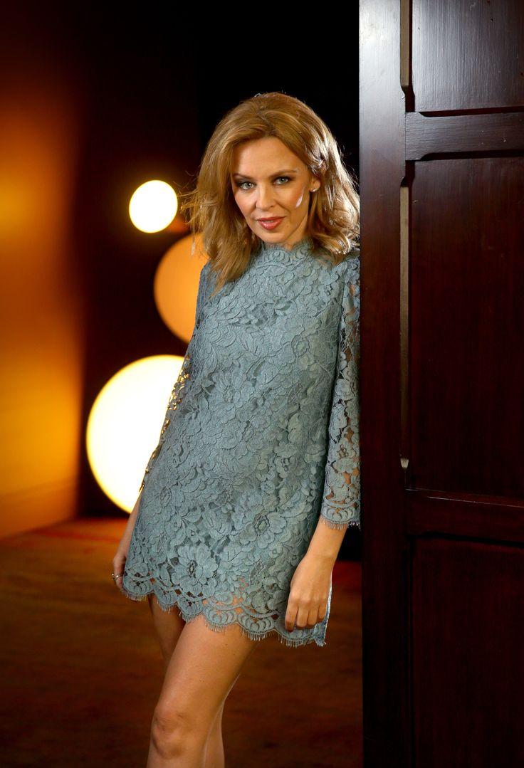 Kylie Minogue QT Hotel, Sydney, Australia