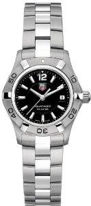 TAG Heuer Women's WAF1410.BA0823 Aquaracer Swiss Quartz Watch: Watches: Amazon.com