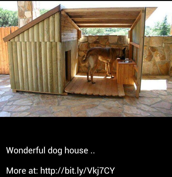 38 Best Dog House Designs Images On Pinterest Dog House