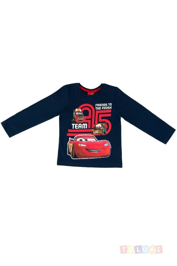 La rentrée avec Cars, c'est bien plus fun ! T-shirt Cars bleu marine https://www.toluki.com/prod.php?id=707 #Toluki  rentrée scolaire, fourniture et vêtement D'autres modèles sont disponibles dans notre boutique en ligne