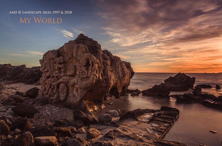 My World Abril Lavigne by Antonio Moreno Salmoral-Ibiza Nocturna