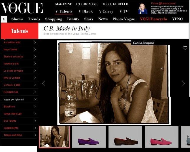 Italian Vogue. com
