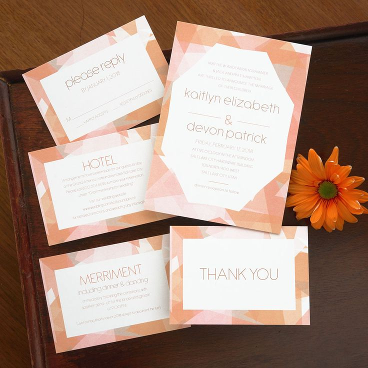 17 Best Images About Pink Amp Orange Wedding On Pinterest