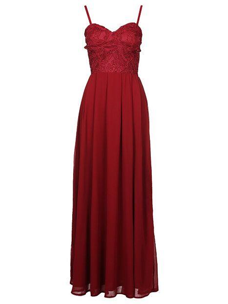 Detailed Bust Dress