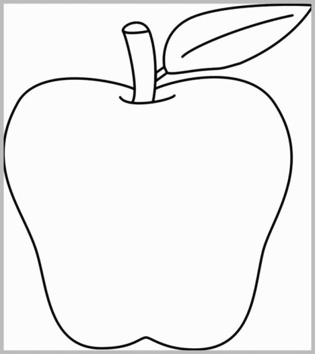 30 Best Picture Of Apple Coloring Pages Albanysinsanity Com Apple Coloring Pages Fruit Coloring Pages Food Coloring Pages