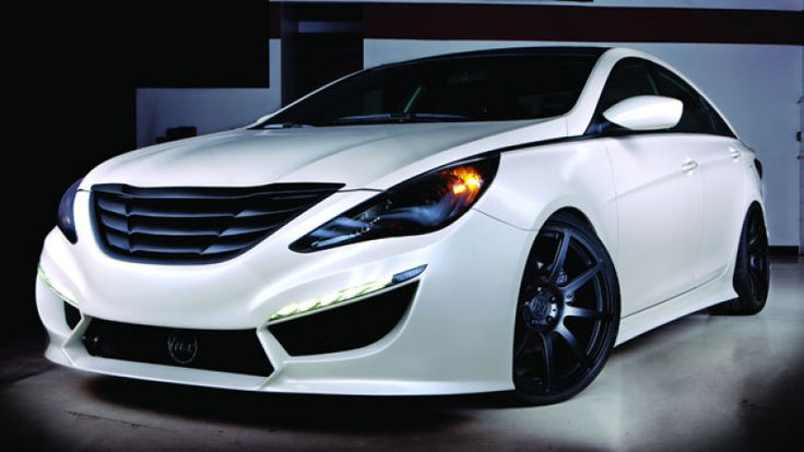RIDES Magazine Hyundai Sonata Turbo – Click above for high-res image gallery